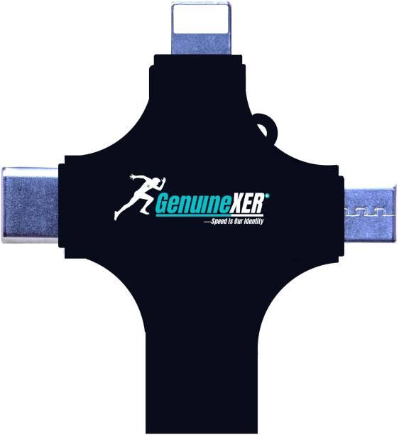 GenuineXER GXUSB3.1 128 GB Pen Drive