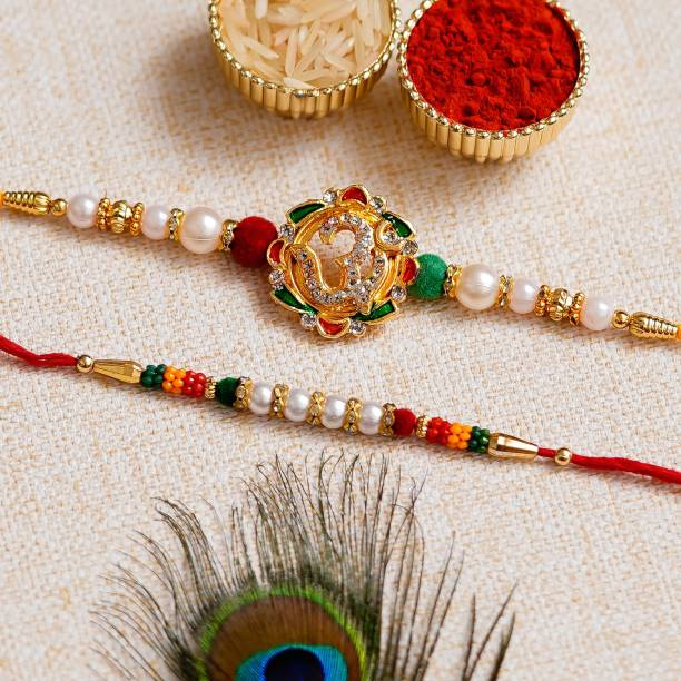 Anil Rakhi Religious Rakhi  Set