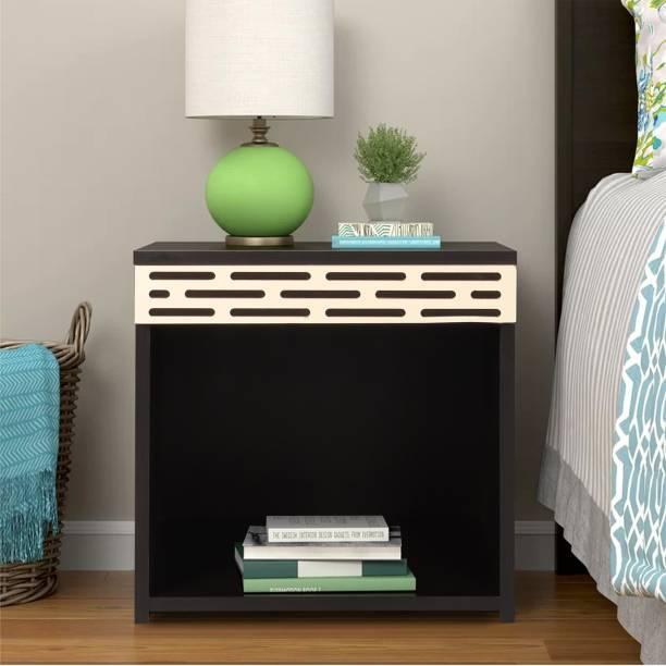 TREVI Blaze Engineered Wood Bedside Table