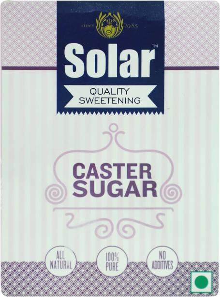 Solar Caster Sugar