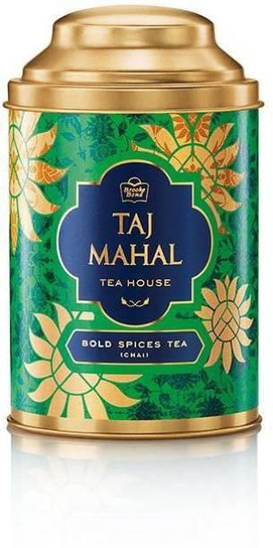 Taj Mahal Bold Spice Masala Tea Tin