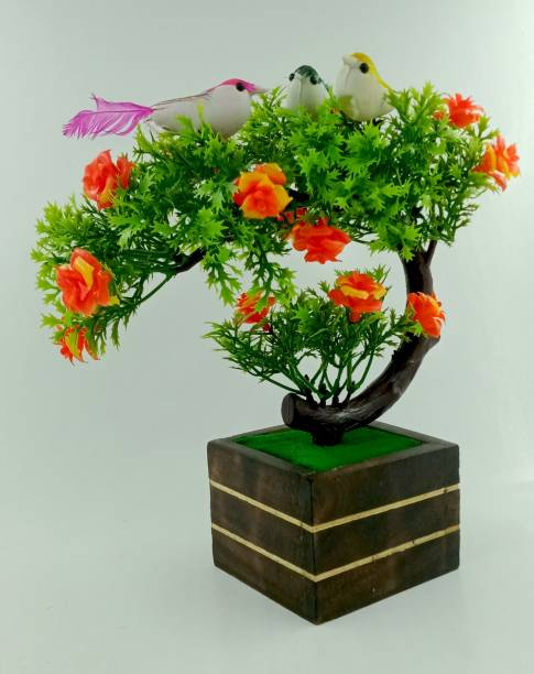 RESILIENCE Bonsai Wild Artificial Plant  with Pot
