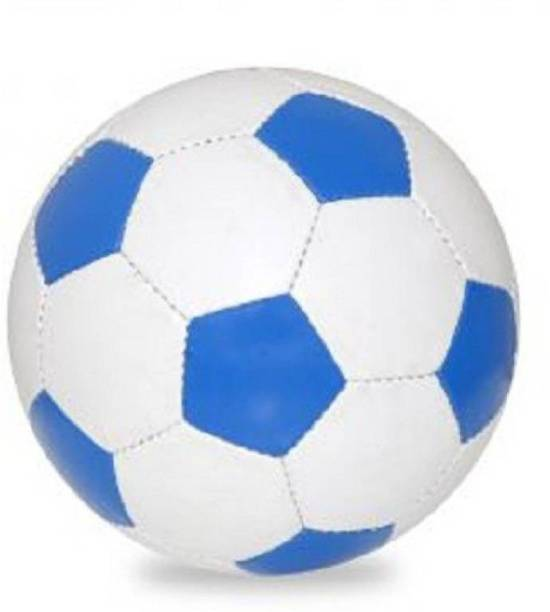 YAJNAS Solid Moulded Rubber 32 Panel Soccer/Football Size No 3 (Pack of 1) Football - Size: 3