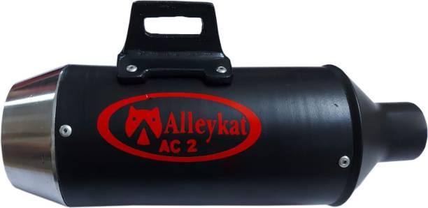 Alleykat Universal For Bike Universal For Bike Slip-on Exhaust System