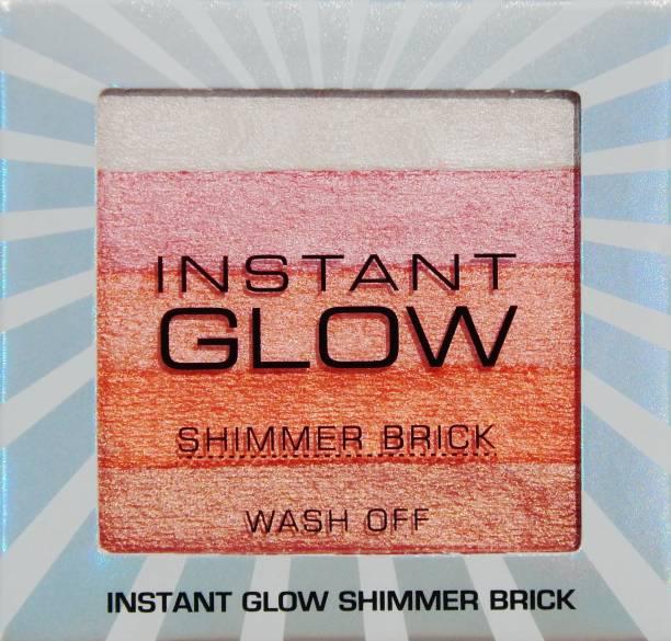VARS LONDON Bronzer /Blusher / highlighter combo palette| face highlighting palette| brick highlighter| shimmer highlighter palette| bronzer blusher highlighter palette| highlighter|