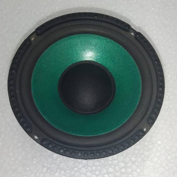 "In-Foxe 6""inch subwoofer -Dark Green IN-Foxe 6"" Subwoofer - Dark Green 40homs 50 watt subwoofer for car and sound box Subwoofer"