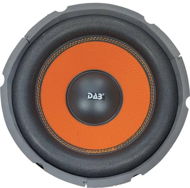 DAB 10 inch Orange Woofer 120 Magnet 4 Coil Subwoofer
