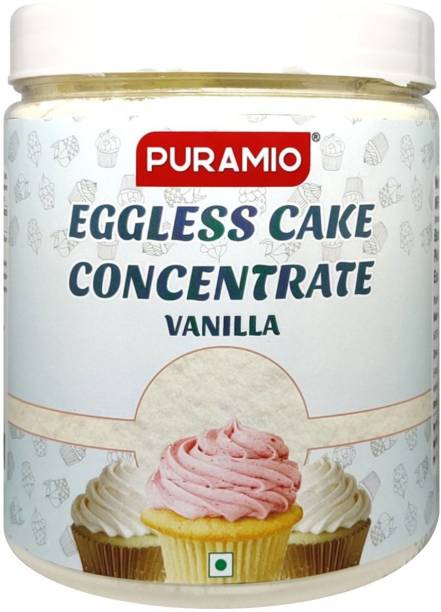 PURAMIO EGGLESS Cake Concentrate - Vanilla