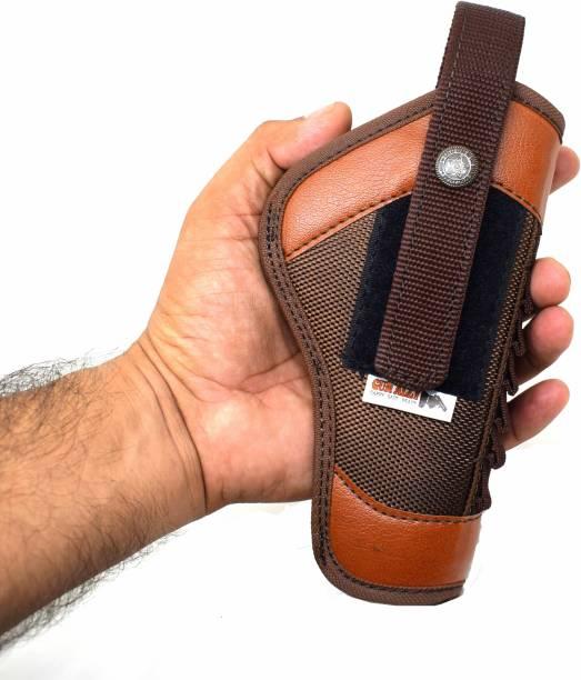 GunAlly Police Pistol Glock Gun Nylon Holster Cover Pistol/Gun Cover Free Size