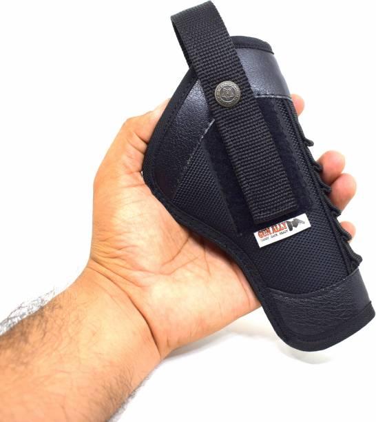 GunAlly Police Pistol Glock,Police 9mm,1911,TT-30 Tokarev Gun Holster Cover Nylon Pistol/Gun Cover Free Size