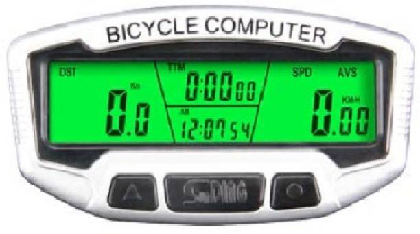 Sunding All in One 28 Advanced and Smart Features Odometer for Bike -First Love of Riders Wired Cyclocomputer