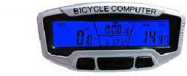 Sunding Bike Computer Wired Bicycle Speedometer with 28 Functions Wired Cyclocomputer