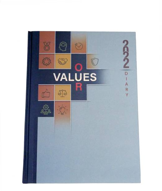 Toss 2022 B5 Diary Single Rule 330 Pages