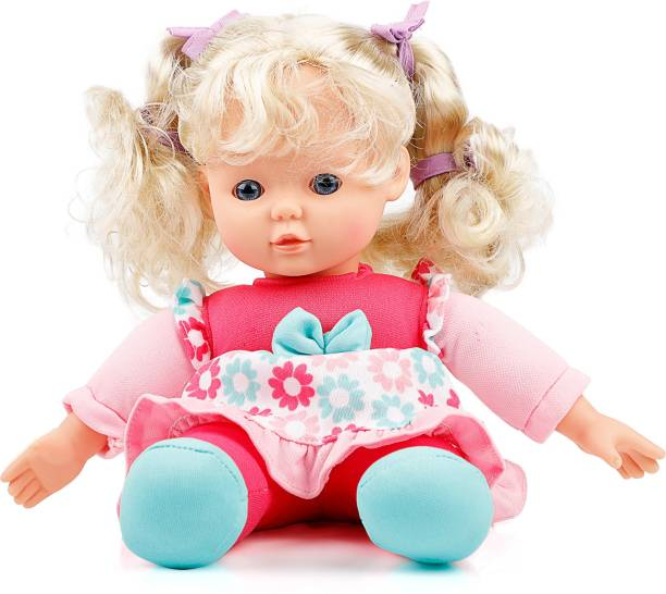 Miss & Chief Soft Baby Girl Type Premium Quality DOLL