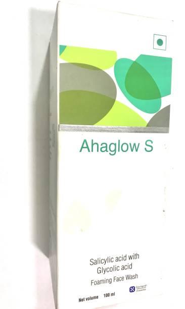 Torrent Pharma Ahaglow S Face Wash