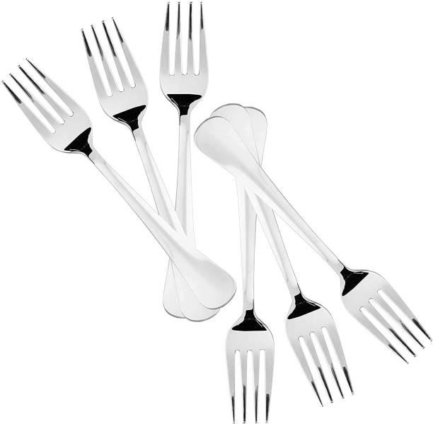 INDRAMANSHA Stainless Steel Dinner Fork