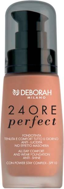 Deborah Milano 24ORE PERFECT FOUNDATION - 1 Foundation