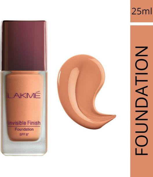 Lakmé Invisible Finish SPF 8 Foundation