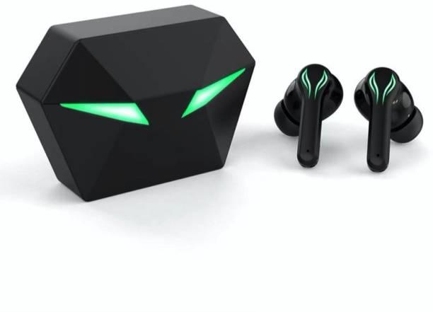 fiado Phantom Gaming EarPods BT5.0 Noise Reduction Dual-Mode TWS Bluetooth Gaming Headset