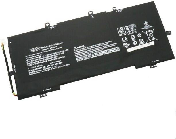 Loungefly Laptop Battery Compatible for H-P VR03XL Envy 13-D 13-D046TU 13-D025TU 13-D024TU 13-D051TU 13-D056TU Series Laptop 816497-1C1 HSTNN-IB7E 11.4V 45Wh 6 Cell Laptop Battery