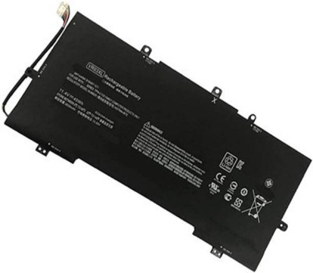 Loungefly Laptop Battery Compatible for H-P VR03XL Envy 13-d 13-d000 Series:13-d010nr 13-d040wm 13-d049tu 13-d040nr 13-d010nr 13-d022tu 13-d006la 816497-1C1 816243-005 HSTNN-IB7E TPN-C120 6 Cell Laptop Battery
