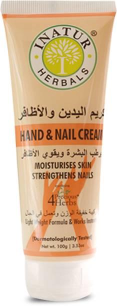 INATUR Hand & Nail Cream