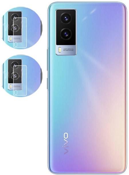 Assault Back Camera Lens Glass Protector for Vivo V21E 5G