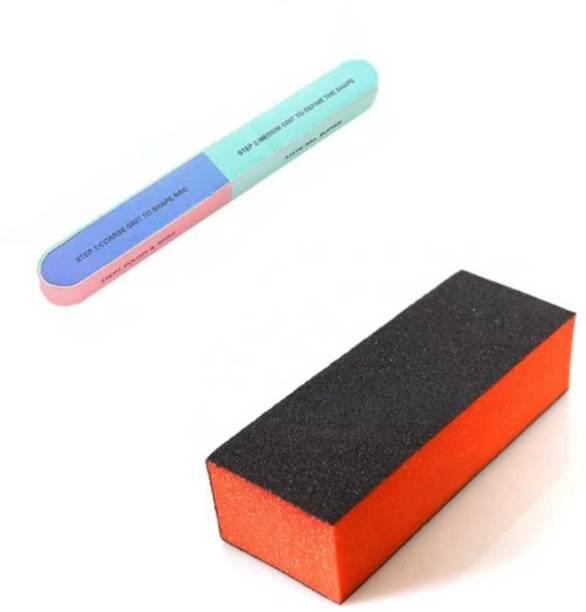 virkart 7 Side Nail Buffer and block buffer