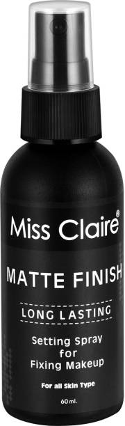 Miss Claire Fixing Spray for Makeup 01 Matte Finish Primer  - 60 ml