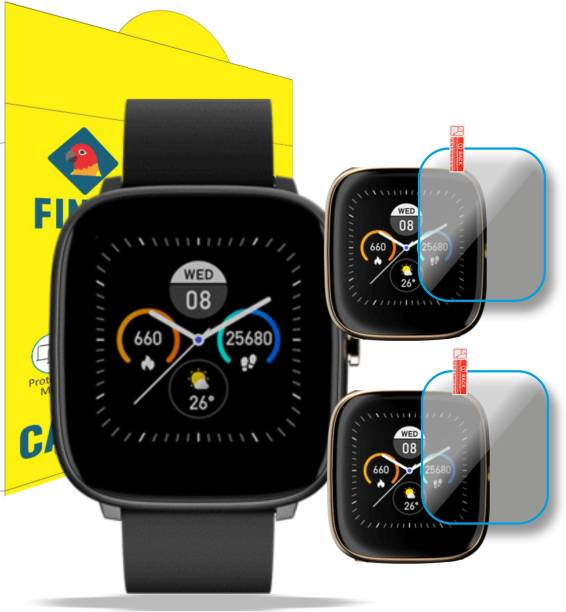 FINCH Impossible Screen Guard for Noise Colorfit Qube Smartwatch