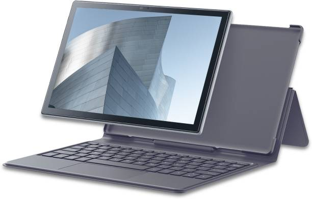 Elevn eTab 11 Max Pro 4 GB RAM 128 GB ROM 10.1 inches with Wi-Fi+4G Tablet (Aluminium Grey)