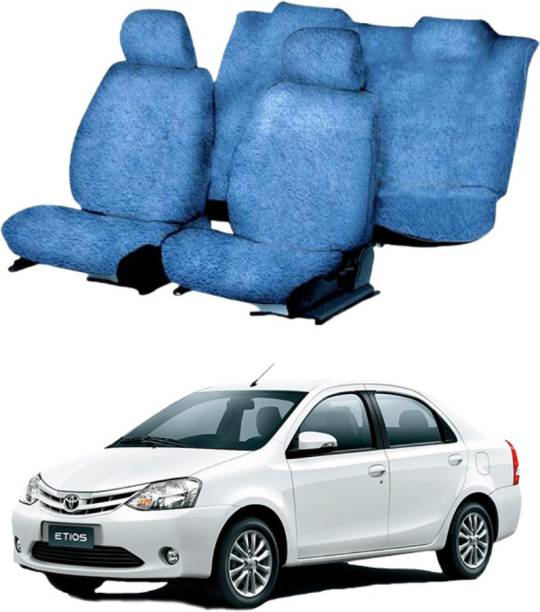 RUFUS Cotton Car Seat Cover For Toyota Etios