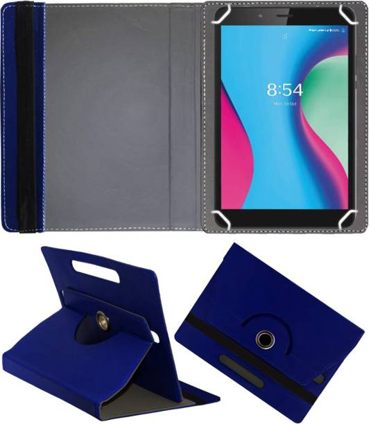 Fastway Flip Cover for LAVA Aura 8 inch with Wi-Fi+4G Tablet