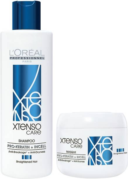 L'Oréal Professionnel Xtenso Care Shampoo 250 ml + Masque 196g Combo