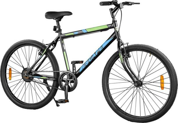 Lifelong Escape 26 T, Matte Black 26 T Road Cycle