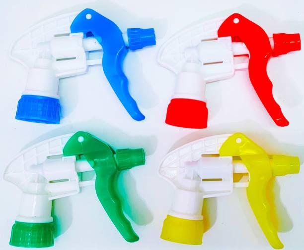 Jk Agro Premium Quality Trigger Sprayer for Gardening/Sanitizing Use: Fits on any Soft Drink Bottle: Better Hand Gripping 2 L Hand Held Sprayer