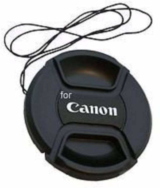 SHOPEE Branded 58mm Replacement Front Lens Cap for Canon 5d/650d/ 1100d/ 600d/700d/1200d/1300d with 18-55mm & 55-250mm Lens  Lens Cap