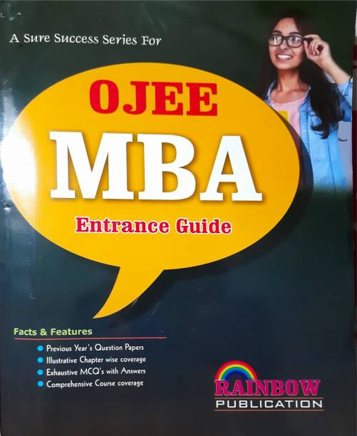 A Sure Success Series For OJEE MBA Entrance Guide