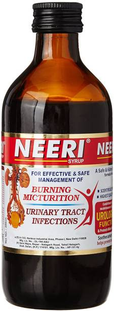 NEERI Syrup for kidney Stones and Urinary Infection