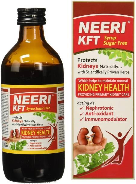 NEERI KFT Sugar Free Syrup for Improving Functional Capacity of Kidneys