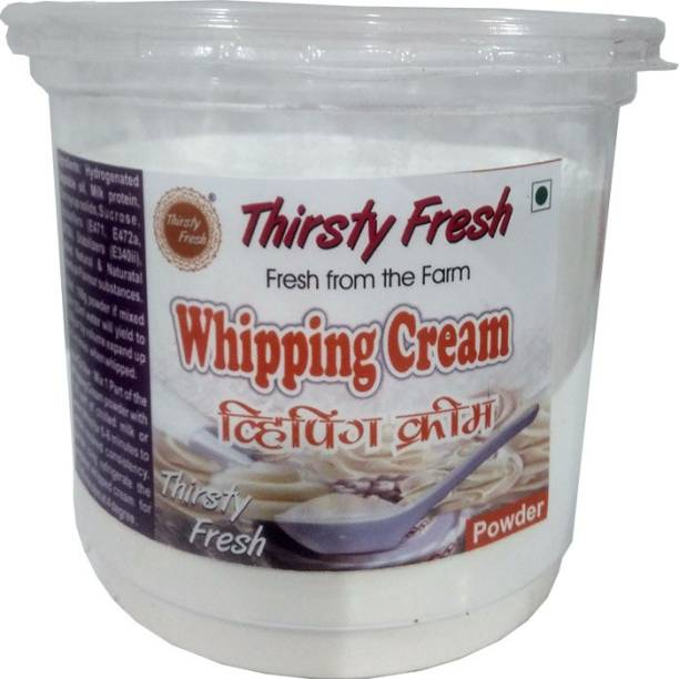 Thirsty Fresh Whipping Cream Powder For Icing Topping Cake Pastries Desserts Icing Sugar Powder