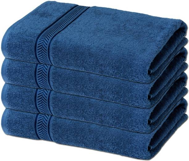 Modern Terry Cotton 450 GSM Bath Towel Set