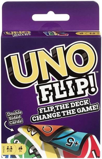 cartify Uno Flip Side