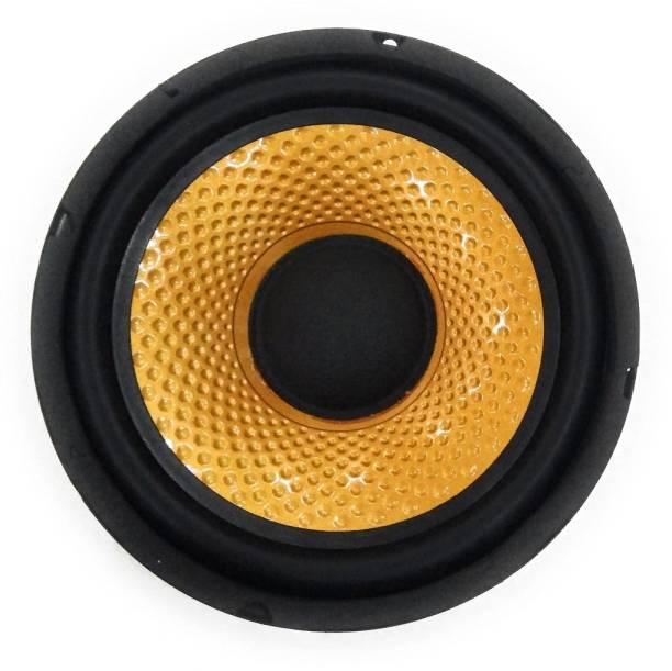 """In-Foxe CarSubwoofer001Golden 8""""inch woofer audio speaker Subwoofer"""