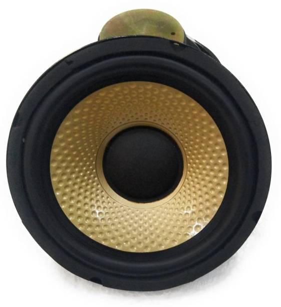 In-Foxe CarSubwoofer002Light Golden woofer audio speaker Subwoofer