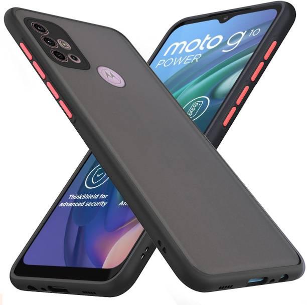 SHINESTAR. Back Cover for Motorola G10 Power