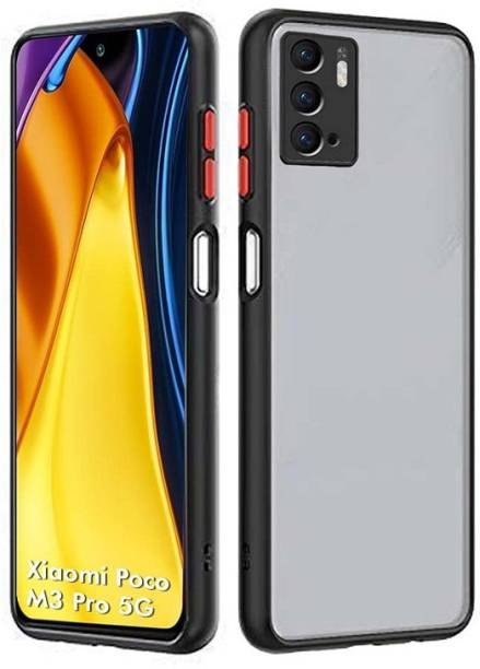 GLOBAL NOMAD Back Cover for Poco M3 Pro 5G
