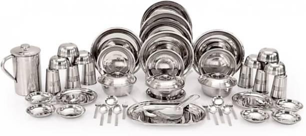 Flipkart SmartBuy Pack of 51 Stainless Steel Dinner Set