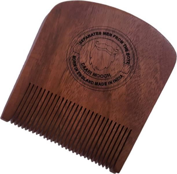 Daarimooch Shisham Wood Beard Comb