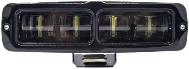 AutoPowerz LED Fog Light for Universal For Bike, Universal For Car Universal For Car, Universal For Bike